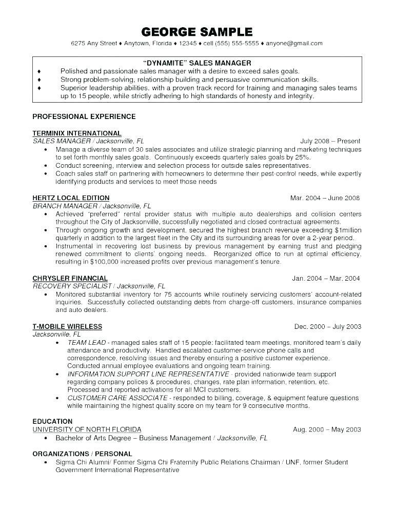 Automotive finance manager resume examples financial