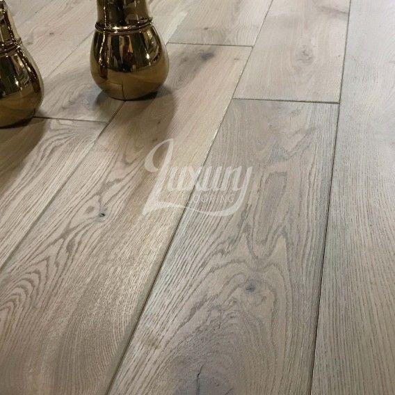150mm Truffle Grey Brushed Oiled European Solid Oak Wood Flooring 20mm Thick Wood Floors Flooring Solid Wood Flooring