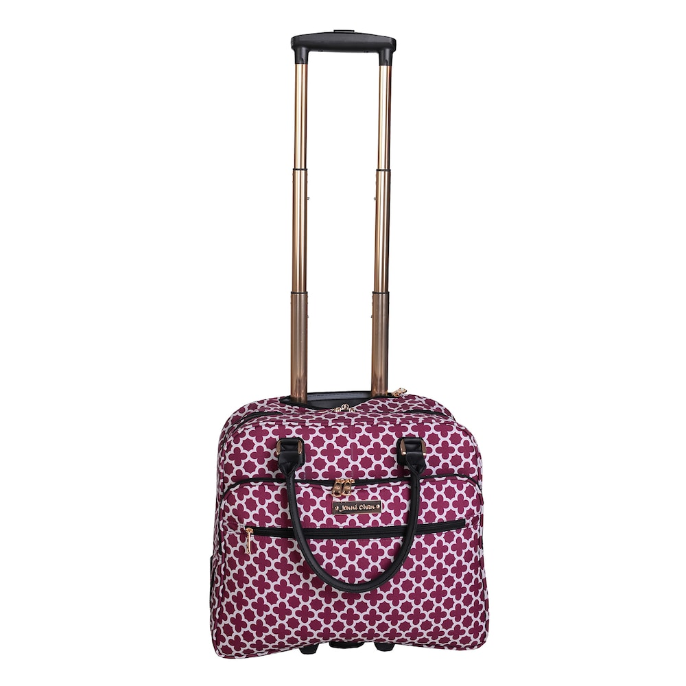 1bea8b69160d Jenni Chan Aria Broadway Rolling Tote | Products | Lightweight ...