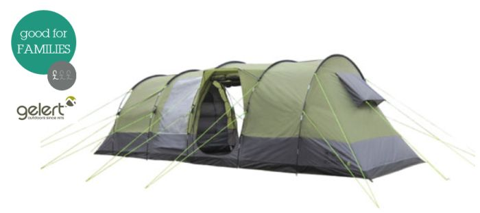 Gelert Horizon 6 Tent  sc 1 st  Pinterest & Gelert Horizon 6 Tent | Camping Etc. | Pinterest | Tents and ...