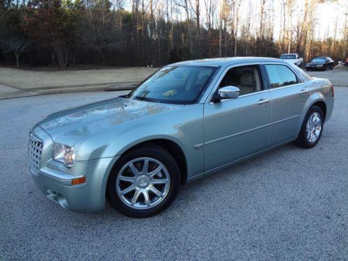 3764 2005 Chrysler 300 Mint Green 108k Miles 11 500