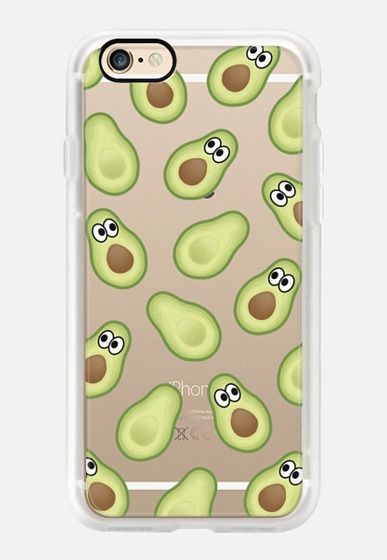 avocado iphone 8 case