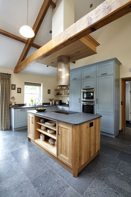 Private Residence - Cumbria - UK Brandy Crag worktop and flooring. by Holker Group, via Flickr