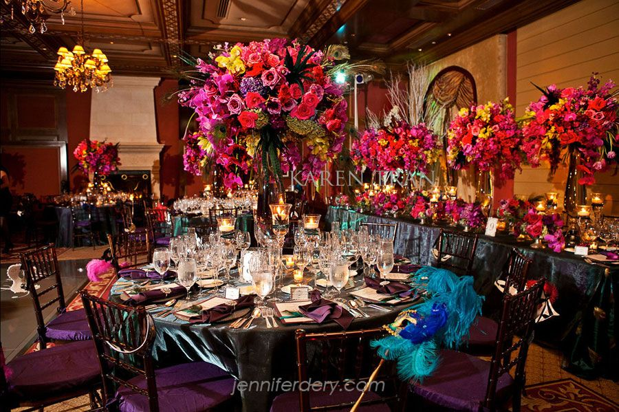 Masquerade Ball Decorations Exquisite Masquerade And Peacock Wedding At The Grand Del Mar