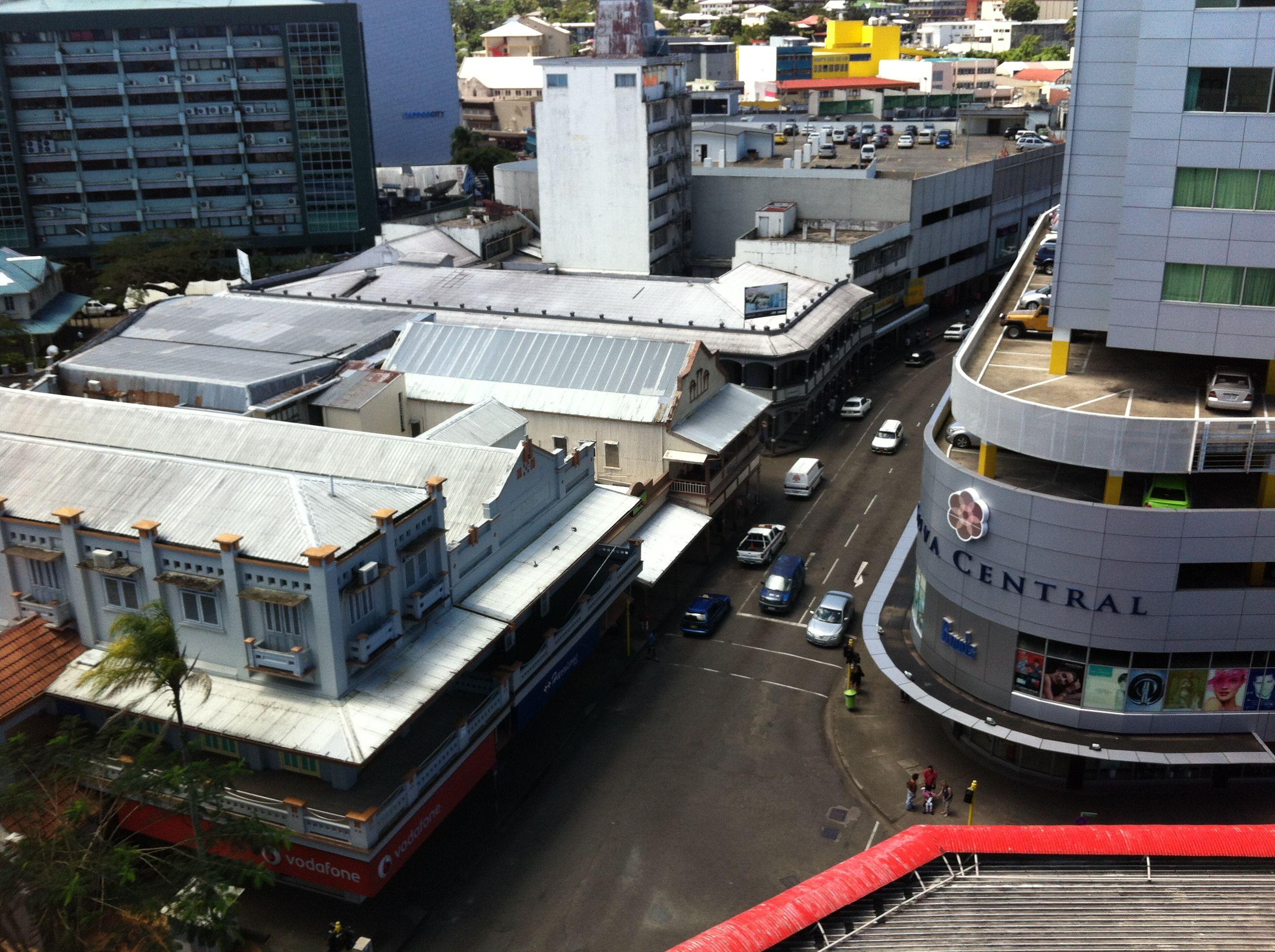 The Triangle Victoria Parade Suva Fiji Fiji