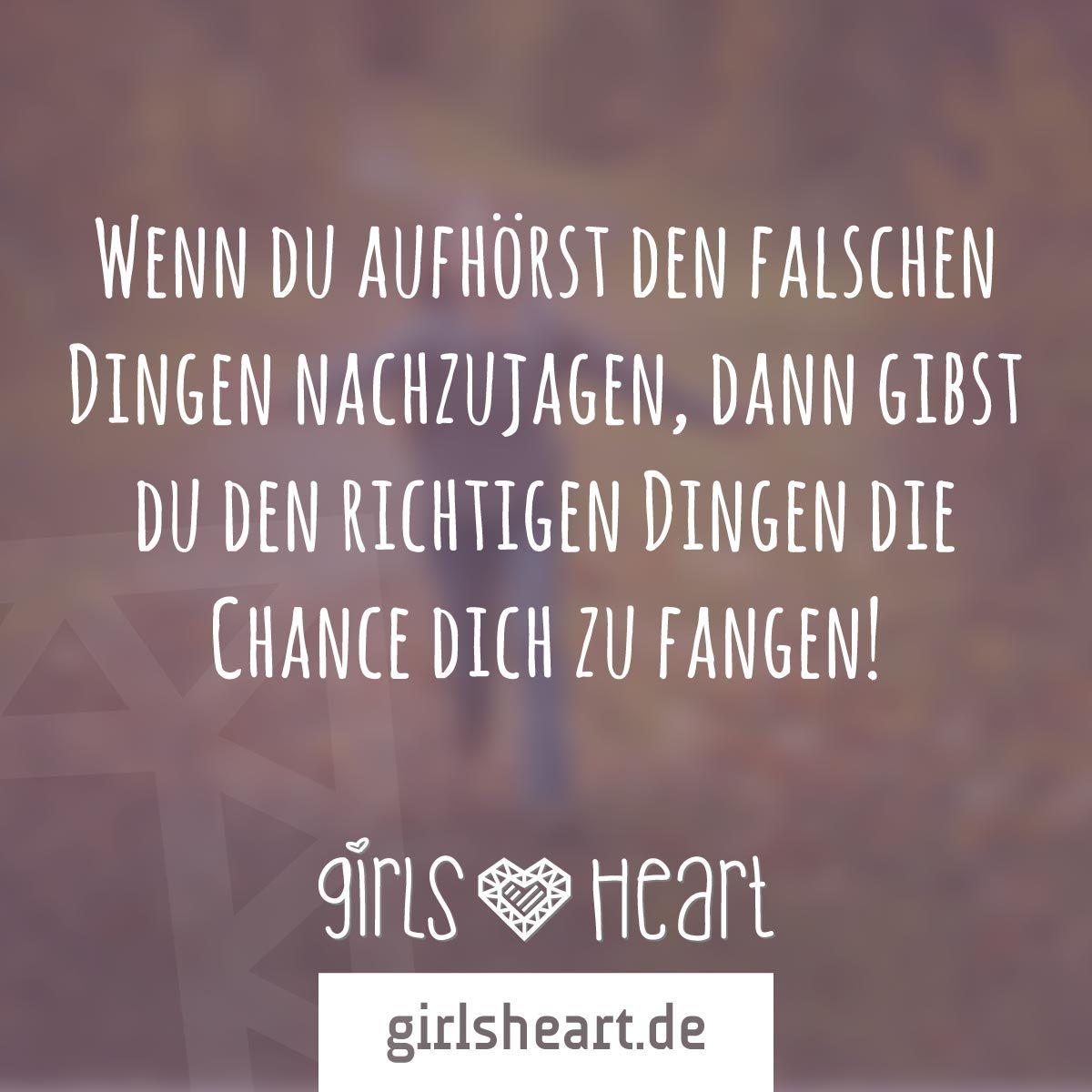 ziele im leben sprüche Mehr Sprüche auf: .girlsheart.de #ziele #chancen #leben #liebe  ziele im leben sprüche