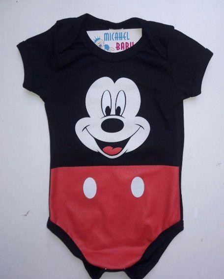 153cde2c99 Body Para Bebe - Roupas de Bebê no Mercado Livre Brasil