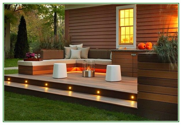 Small Patio Ideas Apartment Outdoor Seating Backyards