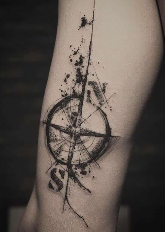 Pin By Ivan On A Tattoo Tatouage Tatouage Geometrique Dessin