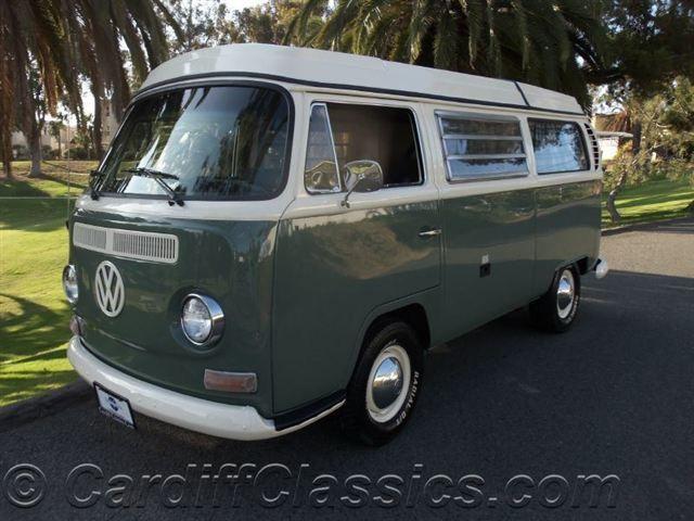 1969 Used Volkswagen Westfalia Bus Weekender Camper Van At Cardiff Volkswagen Westfalia Volkswagen Van Vw Westfalia