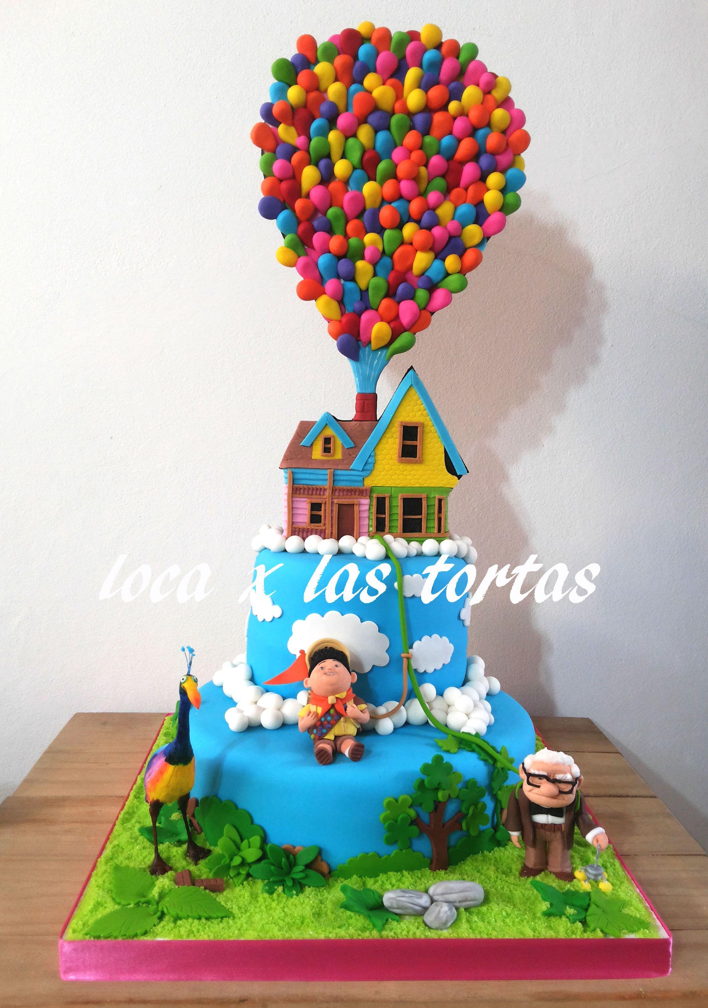 Torta Up Birthday Cake Birthday Cake