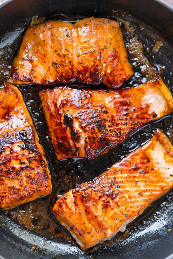 Easy Pan Fried Salmon Recipes