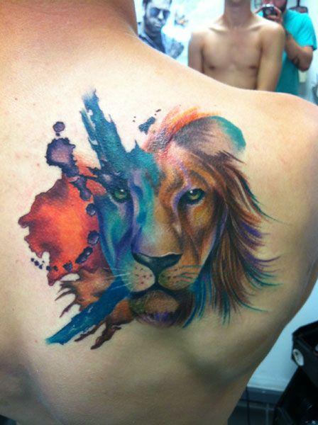 Shultz   Ink Therapy Tattoo & Piercing Studio   Plainfield, IN way ...