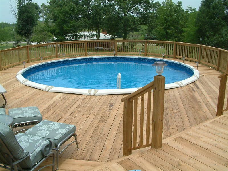 Pool decks looking for deck ideas show off your for Pool and garden show