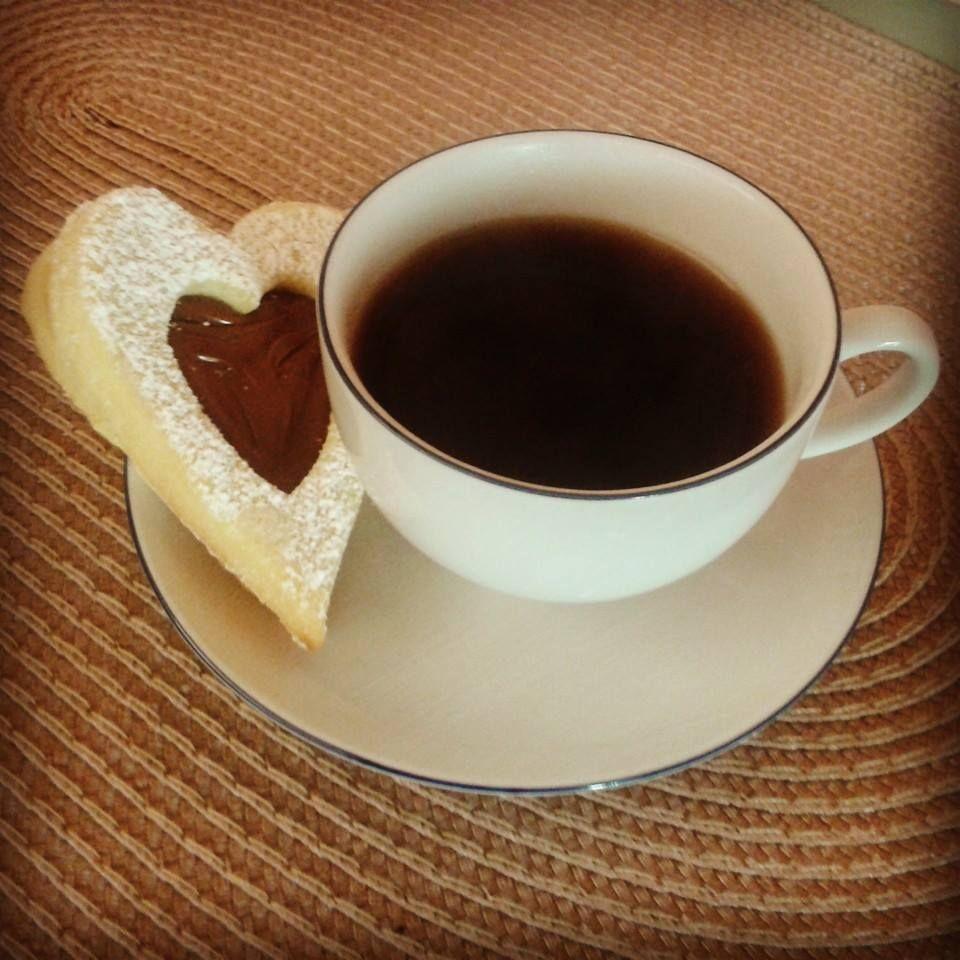 A sweet coffee break...