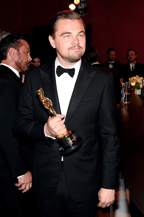 #LeonardoDiCaprio #Oscar2016   <3