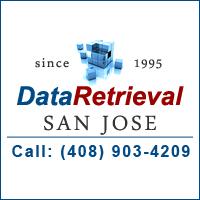 Data Retrieval San Jose  sanjose@dataretrieval.com  111 N. Market Street suite 300  San Jose, CA 95113  (408) 903-4209  http://www.dataretrieval.com/california/data-recovery-san-jose.html