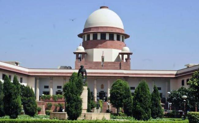 Supreme Court Reserves Order On Plea For National Court Of Appeals Supreme Court Court Judge News India