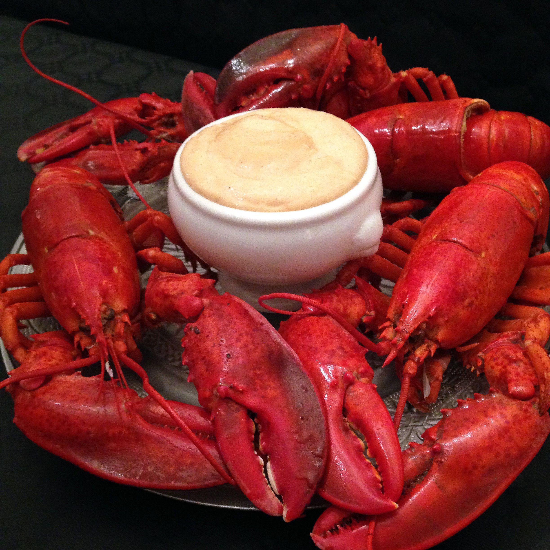 D couvrez la recette homard mayonnaise en image for Entrees froides faciles