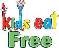 My Alabama Gulf Coast Mommy: Kids Eat FREE Around Town List