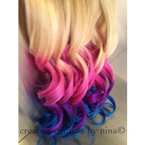 Ombre hairtie dye hair blonde hair extensions pink ombrepurple ombre hairtie dye hair blonde hair extensions pink ombrepurple pmusecretfo Choice Image