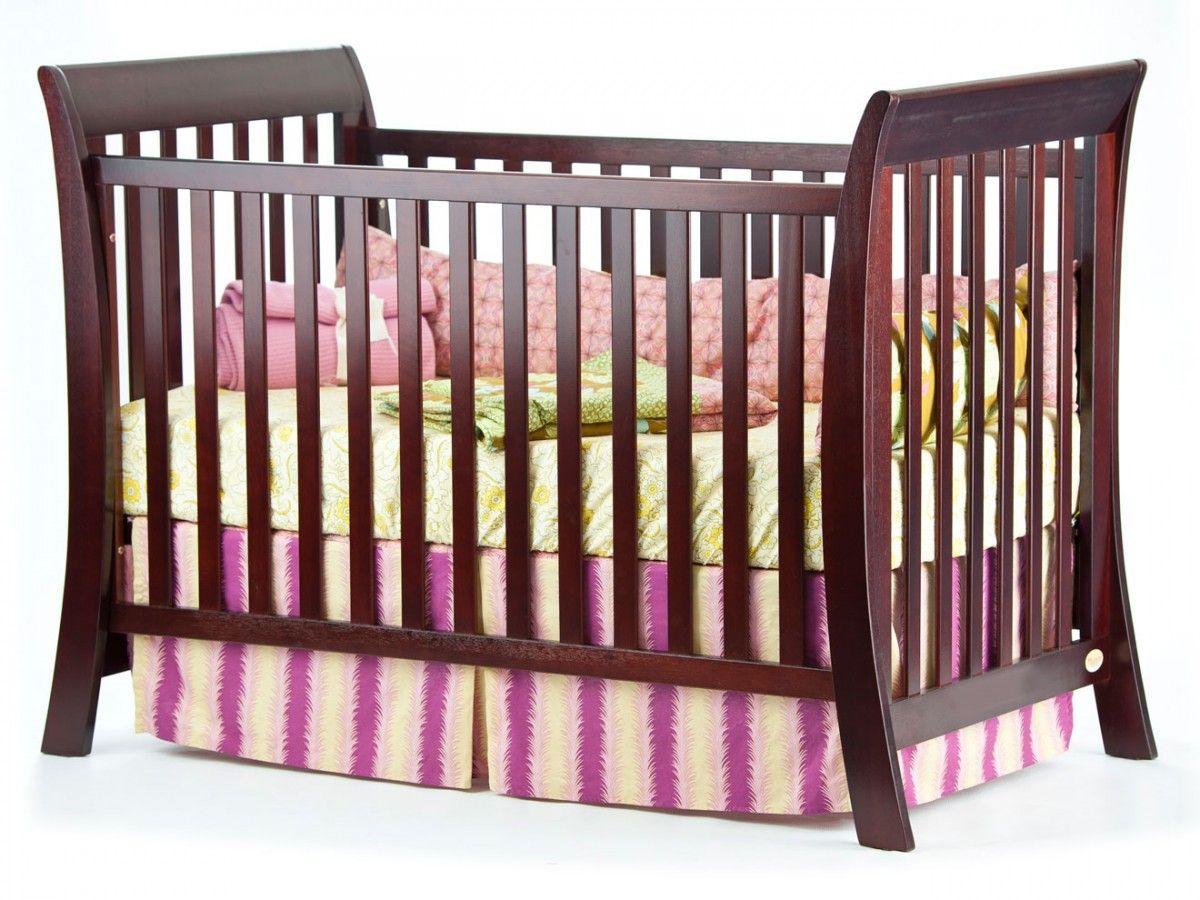 Urban Safe Side Crib Cribs Baby Cribs Childrens Furniture