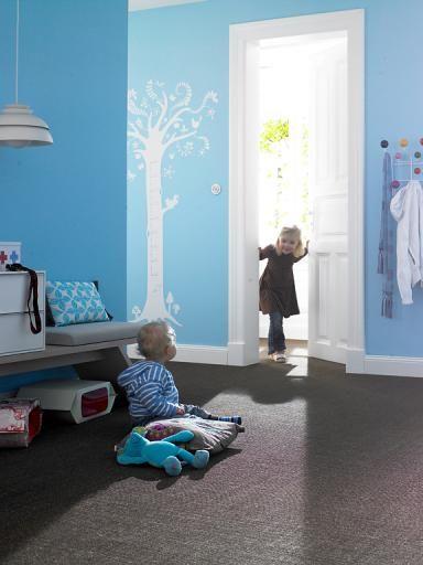 flur die besten ideen zum gestalten und einrichten einheitliche bodenbel ge bevorzugen. Black Bedroom Furniture Sets. Home Design Ideas