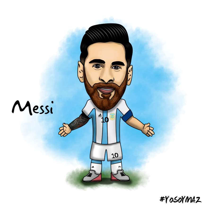 Messi #EstefanyLove #TeamMAZ #YoSoyMaz #Argentina #messi ...