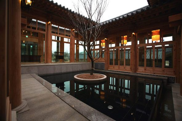 Inside The Traditional Korean House Asian House House