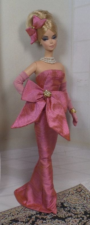Cosmopolitan for Silkstone Barbie and Victoire by MatisseFashions