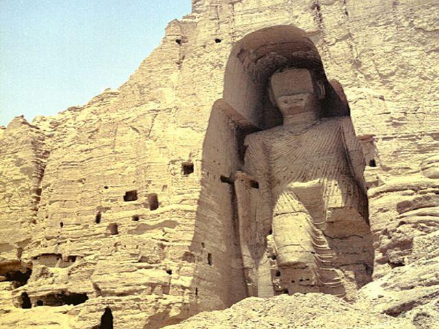 バーミヤン渓谷の絶景写真画像 アフガニスタンの世界遺産 ...