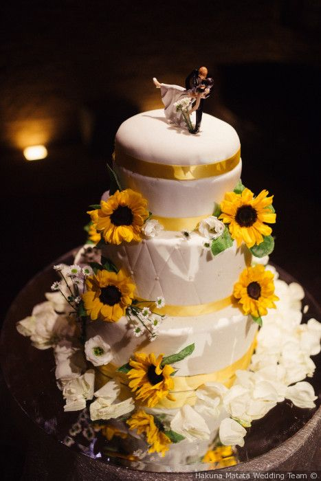 Torte Matrimonio Girasoli : Dulcis in fundo: 8 cose da sapere prima di ordinare una torta