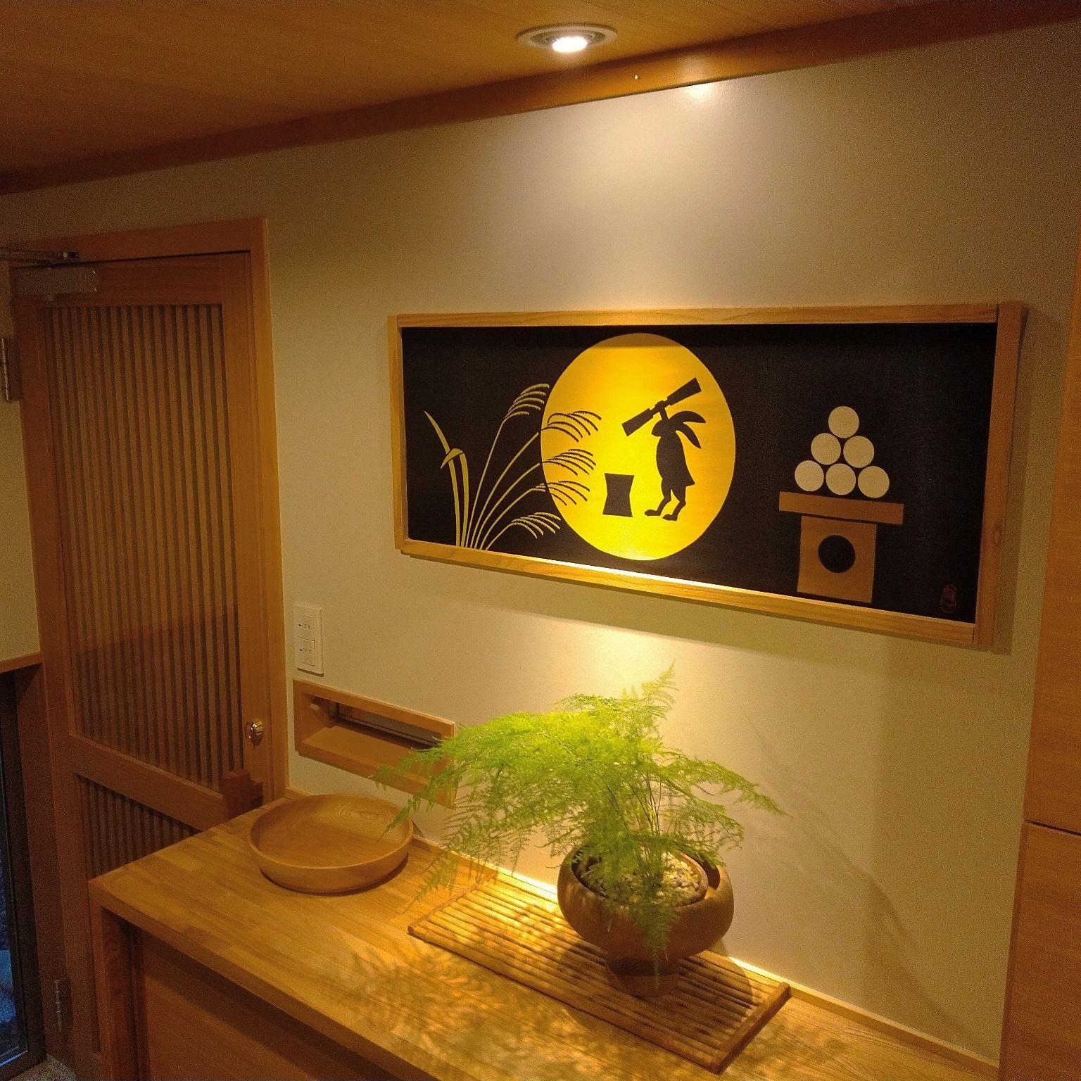 Photo of 玄関で四季を感じよう。季節を愛でるディスプレイ実例集