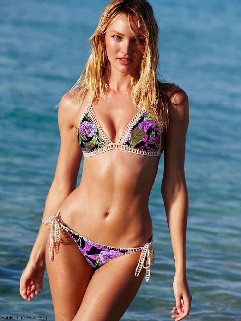 864d41654e Candice Swanepoel for Victoria s Secret Swim Catalog 2016.  vsswim  swimwear
