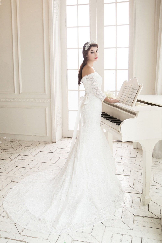 Neu in der Schmetterling-Kollektion: maßgefertigtes Brautkleid ...