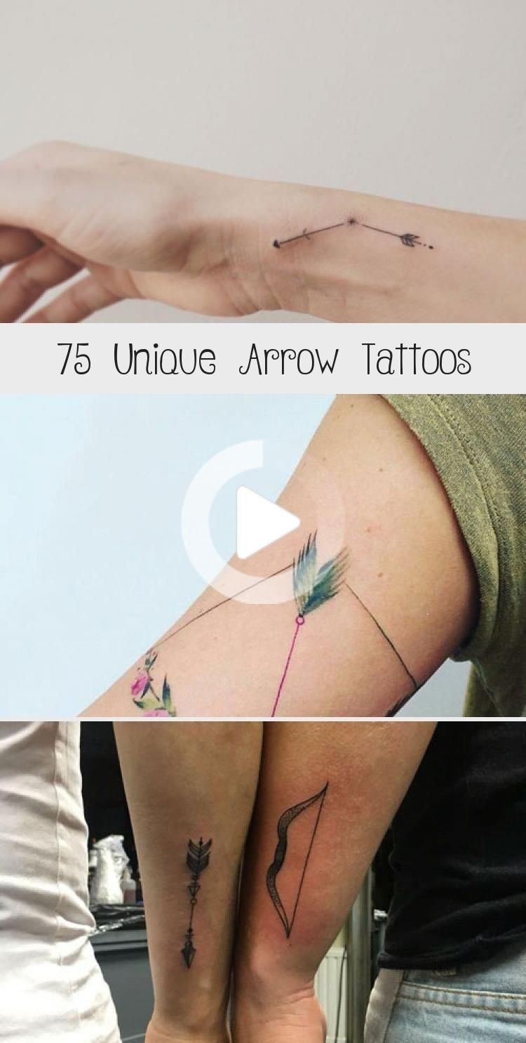 Small Watercolor Arrow Tattoo on Forearm  #arrow #tattoos #tattooideas