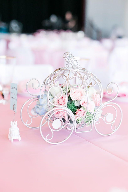 Disney Inspired Wedding at Rosehill Community Center | Disney ...