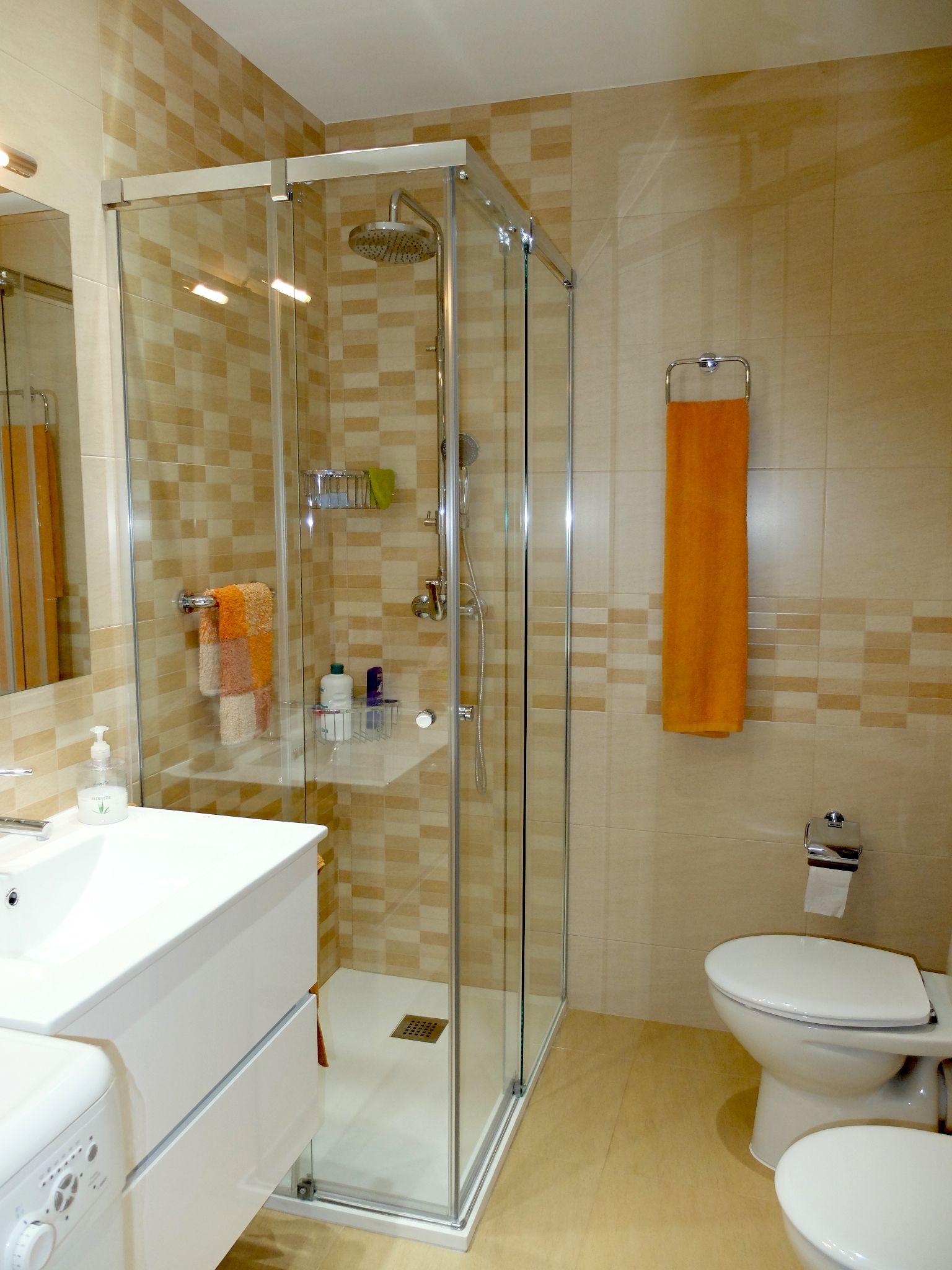 Reforma de cuarto de baño en el barrio de Sarrià de Barcelona | por ...