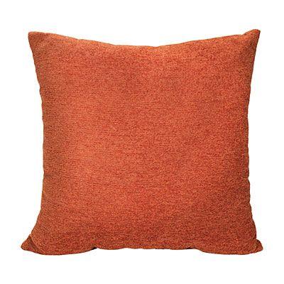 Rust Chenille Decorative Pillow At Big Lots Cute Decor Interesting Big Lots Decorative Pillows