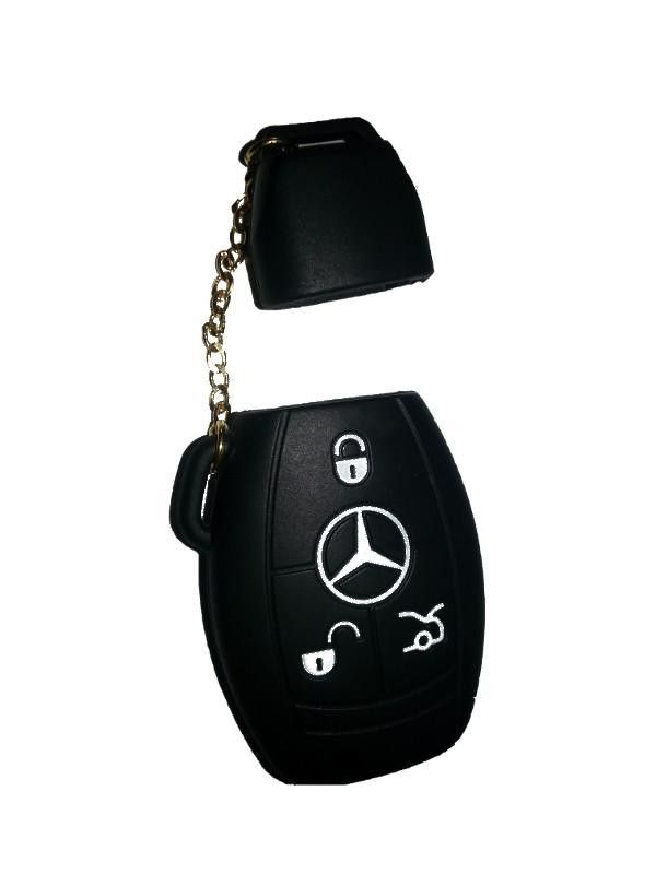 Mercedes Silicone Key Cover Replacement Mercedes Key
