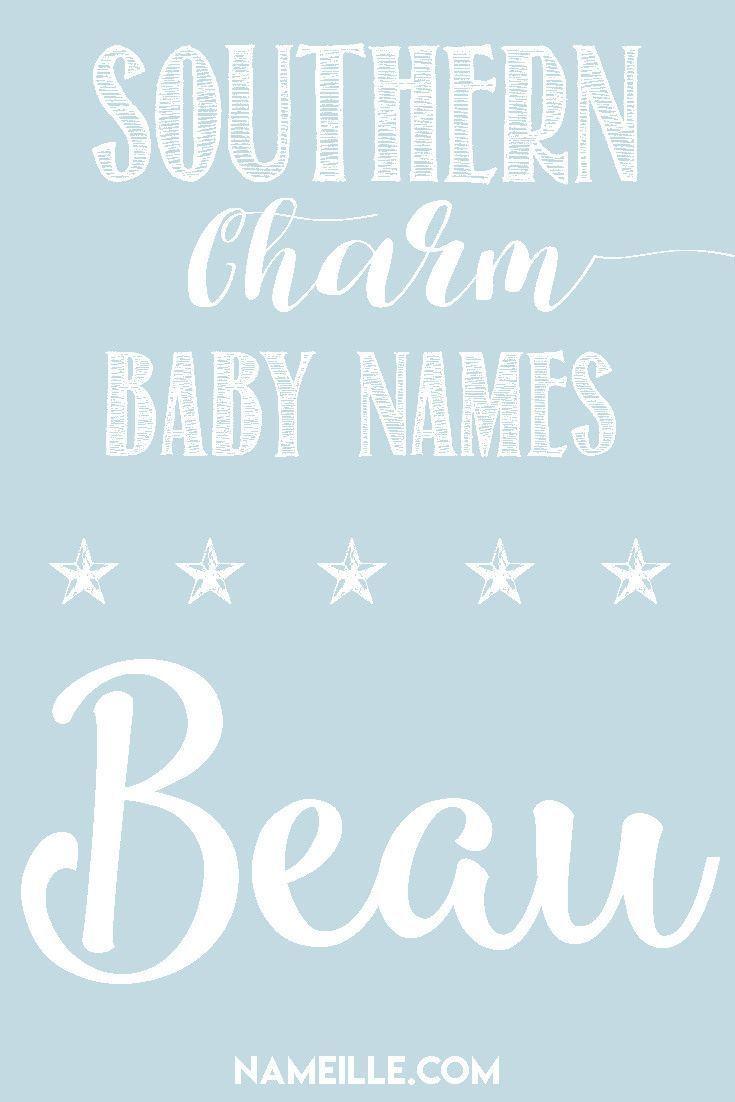 Southern Baby Names   baby boy   Southern baby boy names