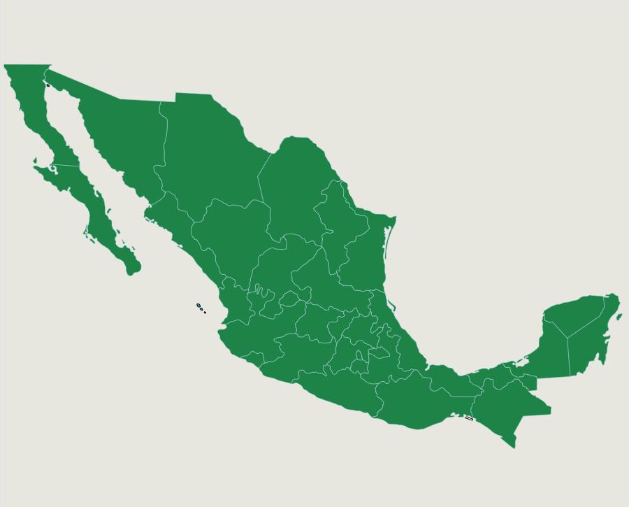 Mexico Estados  Juego de Mapas Seterra es una plataforma de
