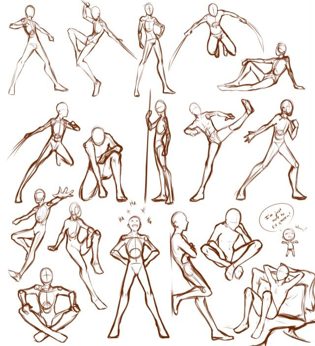 Pin By Anastasia Rios On Croquis Dessin In 2020 Anime Poses Reference Art Poses Drawing Poses Male