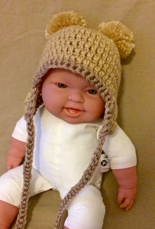 9c137dad479 Crochet Baby Hat