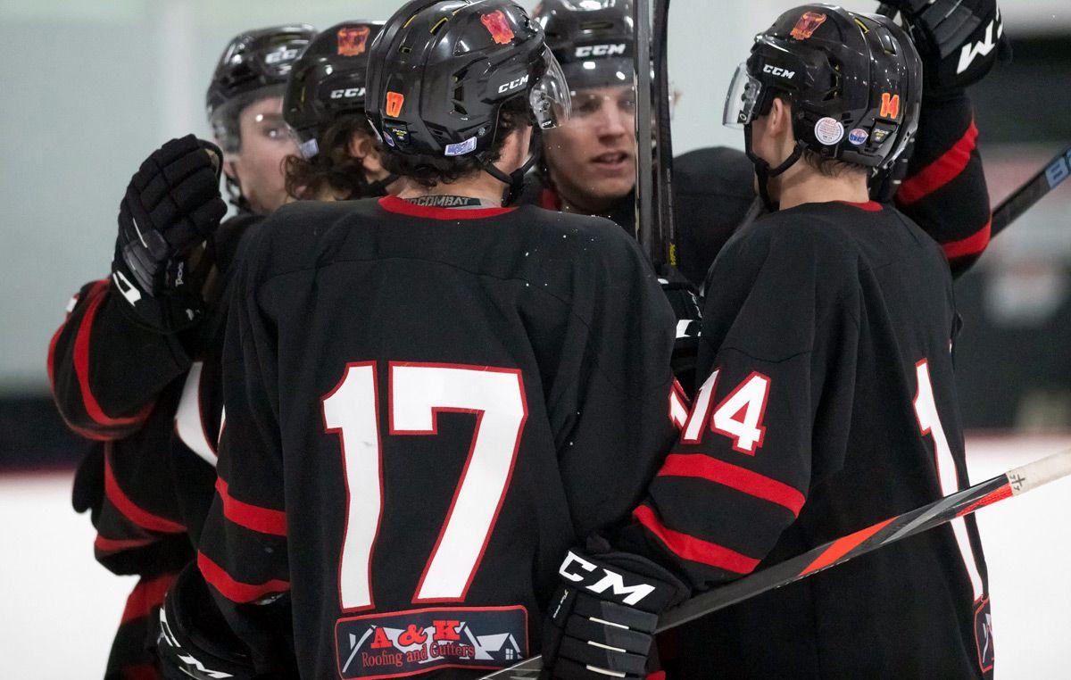 Never Underestimate The Power Of A Teammate In 2020 Hockey Mom Hockey Fans Hockey Life
