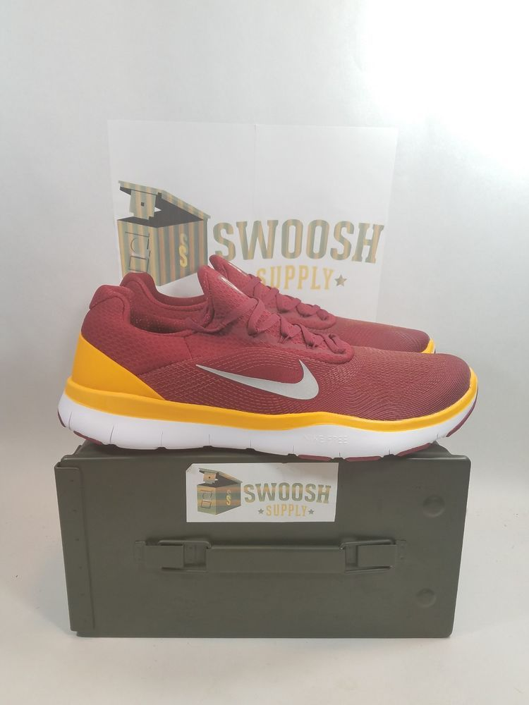 6dd9fdb4ba9 M 576cbcba6a5830004802edf5  Nike Washington Redskins Free Trainer V7 Ltd  Edition Shoes AA1948-600 Size 11.5 Nike AthleticSneakers ...