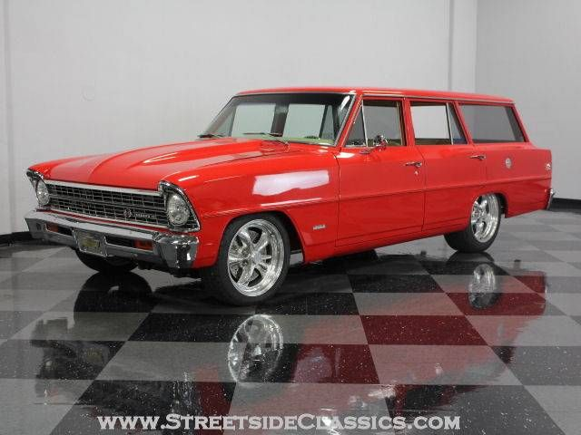 1967 Chevrolet Nova Station Wagon For Sale Hemmings Motor News