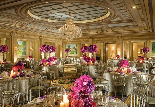 The 10 Best Four Seasons Event Spaces in the World