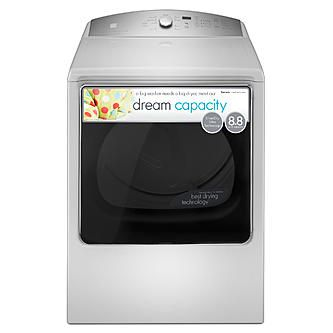 Kenmore 68132 8 8 Cu Ft Electric Dryer W Smartdry Ultra Technology White Gas Dryer Dryer Laundry