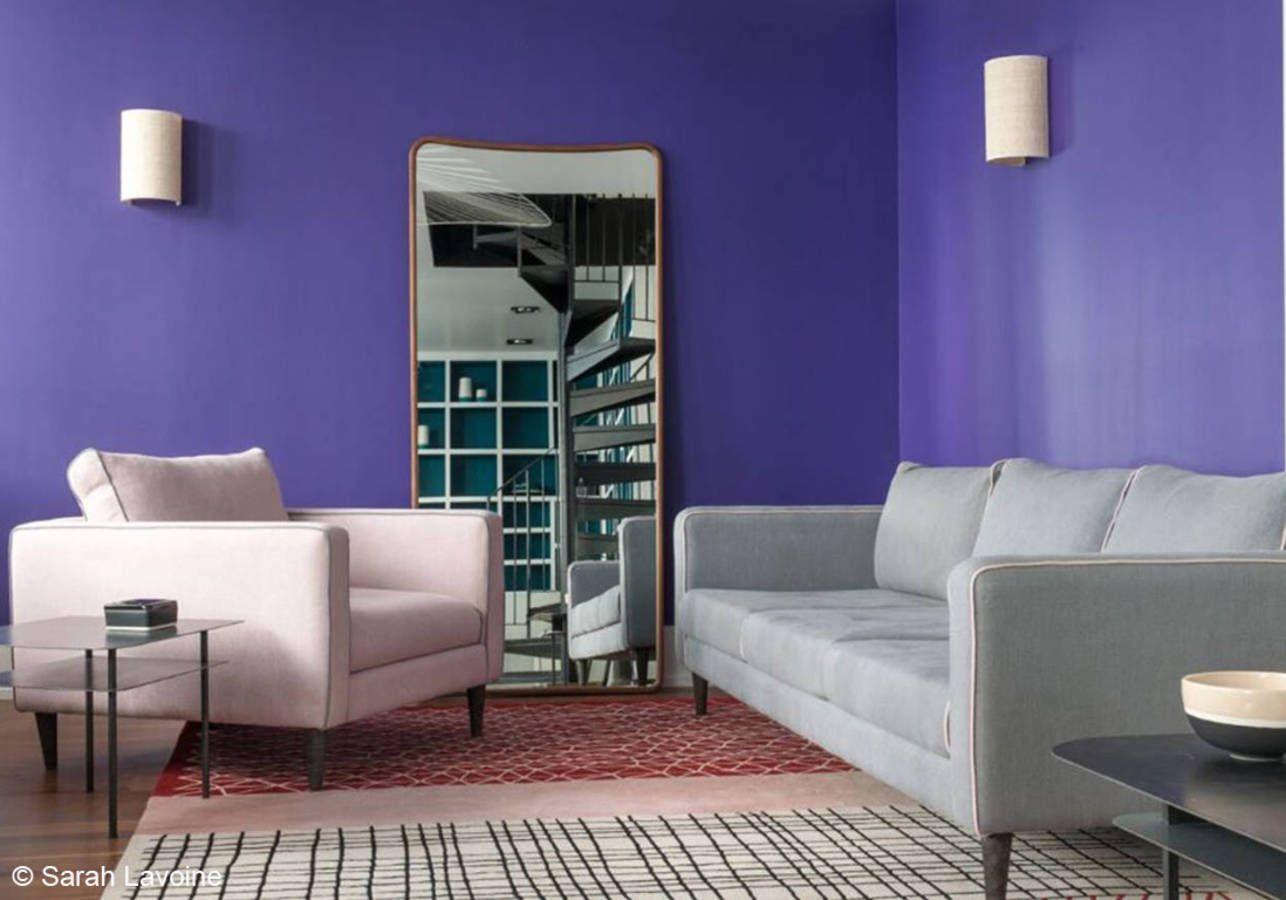 Les plus beaux salons colorés sont ici - Elle Décoration